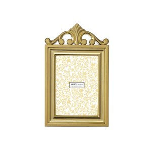 Porta Retrato Clássico 10x15cm - Dourado