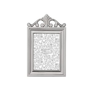 Porta Retrato Clássico 10x15cm - Prata