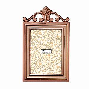 Porta Retrato Clássico 13x18cm - Cobre