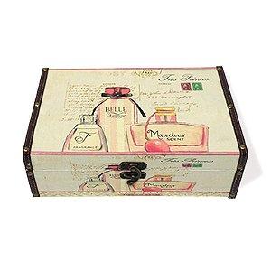 Caixa Decorativa Perfumes - Grande