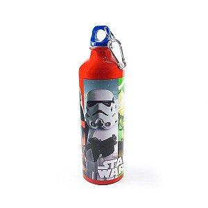 Garrafa com mosquetão - Personagens Star Wars