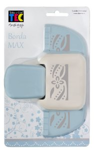 Furador Borda Max Flor Real
