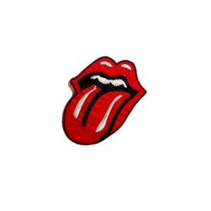Patch Boca Rolling Stones Pequena