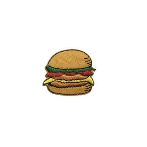 Patch Hamburguer