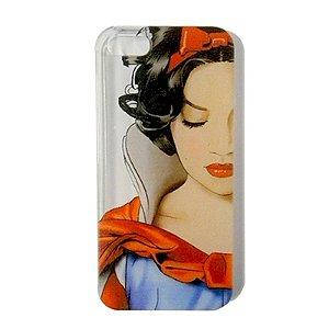 Capa Case - Branca de Neve - IPHONE 5/5S