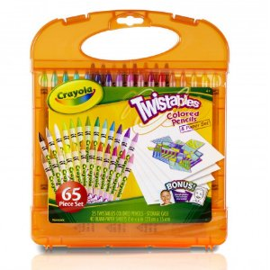 Kit Lapiseira Twistables Crayola