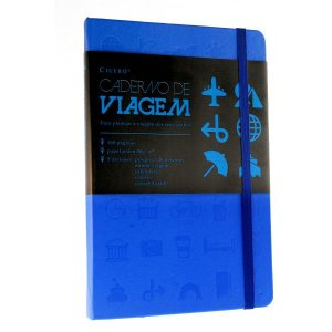 Agenda Caderno de Viagem