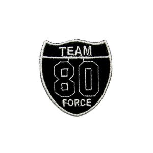 Patch Escudo Team 80 Force
