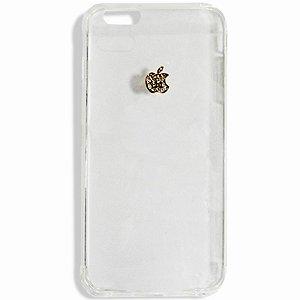 Capa Case Simbolo da Apple- Iphone 6 Plus