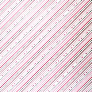 Folha de Scrapbook Flechas e listras
