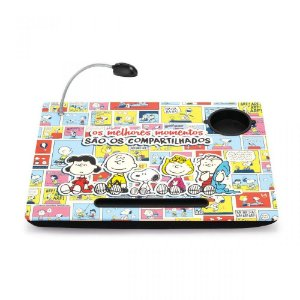 Bandeja para Notebook Turma do Snoopy