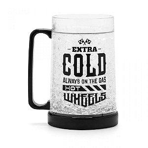 Caneco Congelável Hot Weels