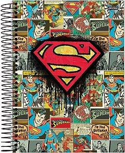 Caderno Superman Quadrinhos 96 Folhas