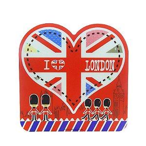 Mousepad I LOVE LONDON