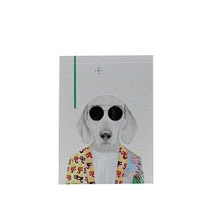 Bloquinho Cachorro Labrador