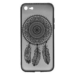 Capa Case Apanhador de Sonhos Preto - iPhone 7