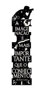 Marcador de Página Imaginação
