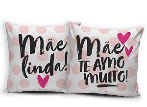 Almofada 40x40 Mãe Linda