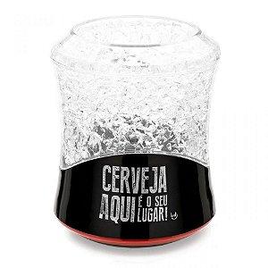 Porta-Cerveja Congelável Happy Hour