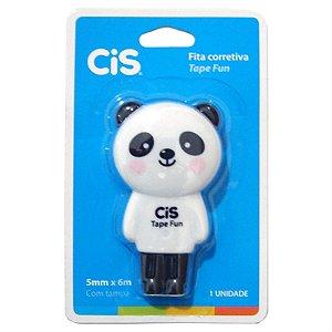 Fita Corretiva Tape Fun Panda