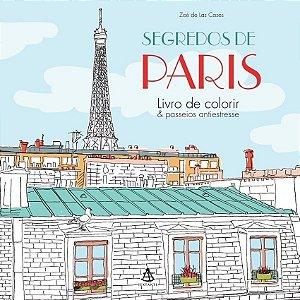 Livro Segredos de Paris