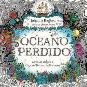 Livro Oceano Perdido