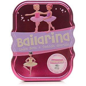 Kit de Atividades Bailarina Lata