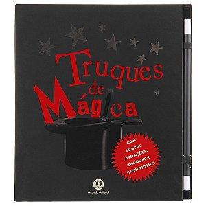 Livro Truques de Mágica