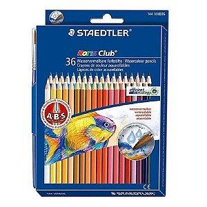 Lápis de Cor Aquarelável Staedtler 36 Cores