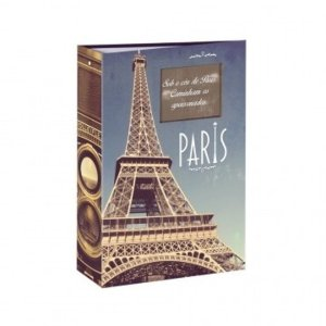 Álbum de fotos Paris - 10 x 15cm