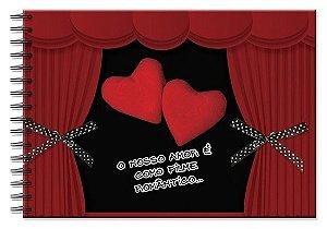 Álbum de Recordação Amor de Cinema