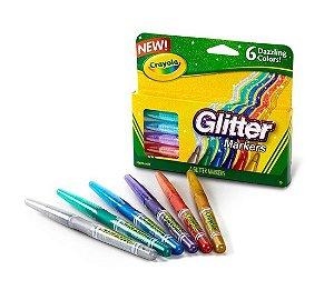Glitter Markers Crayola