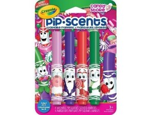 Canetinha Perfumada Pip Scents Crayola - Candy Store