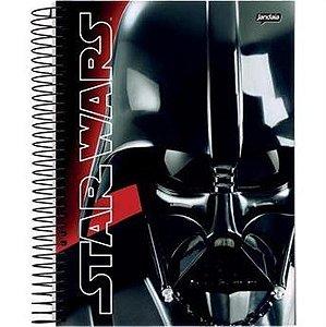 Caderno Star Wars Darth Vader 200 Folhas