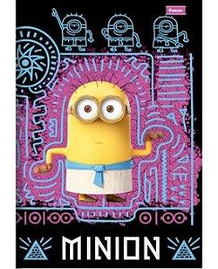 Caderno Brochura Minions
