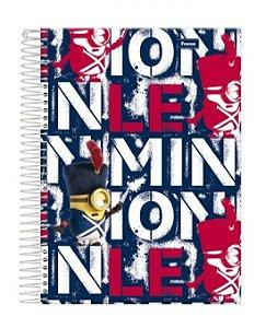 Caderno Minions 200 Folhas