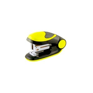 Mini Grampeador Pop Office Amarelo