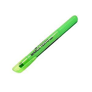 Marca Texto de Gel Verde