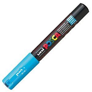 Caneta Posca - PC-1M - Azul Claro
