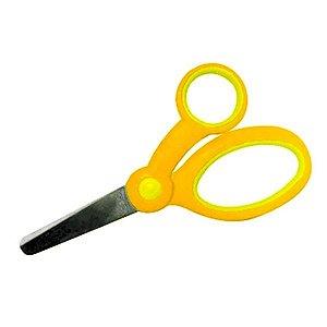 Tesoura Confortic - Amarela