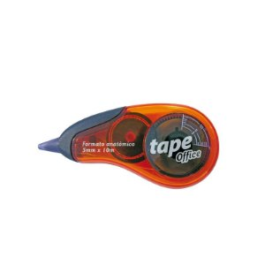 Corretivo Tape Office - Laranja