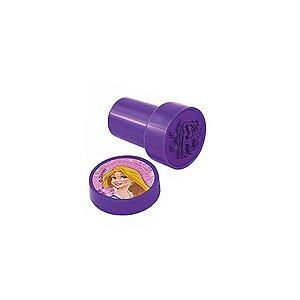 Carimbo Princesas - Rapunzel