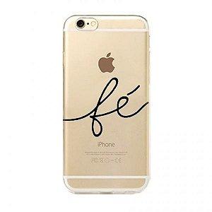 Capa Case Fé - Preto - Iphone 6/6S