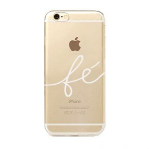 Capa Case Fé - Branco - Iphone 6/6S