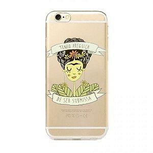 Capa Case Frida - Iphone 6/6S