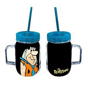 Copo Pote Fred Flintstones