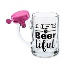 Caneco Campainha - Life is Beertiful