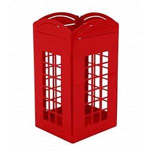 Porta-Lápis Cabine Telefônica Londres