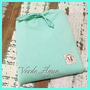 Wrap Sling Elástico A.M.A Verde Água
