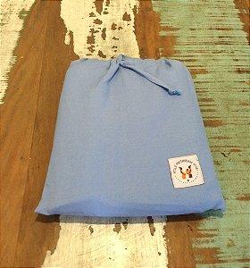 Wrap Sling A.M.A Linho Azul Jeans